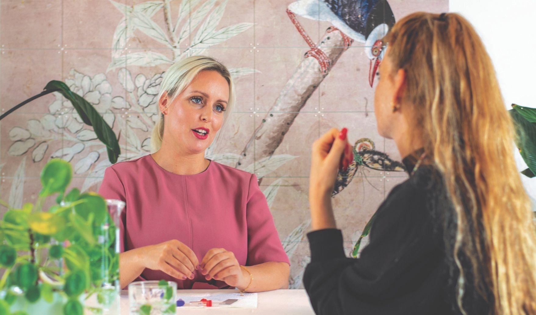 Marleen Dieperink Orthomoleculair voedins- en suppletie adviseur